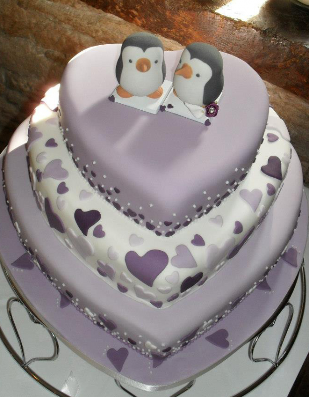 Wedding Cake 3d Model Topper